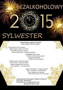 zaproszenie - Sylwester